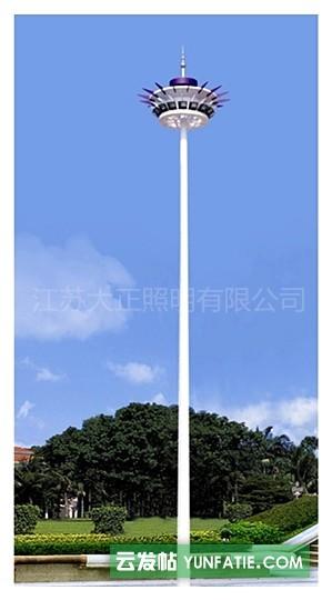 20米25米30米自动升降高杆灯_厂家定制_品质保证