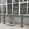 8米铝合金升降杆伸缩杆9米碳纤维升降杆避雷针 手摇式接闪器