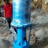 盘州岩石矿静态开采设备大型液压劈石机
