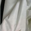 水刺无纺布白色涤纶交叉纹平纹半交叉直铺涤纶粘胶棉彩色无纺布