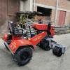 折叠式压地机图片 玉米种植镇压器 简易式农作物压地机