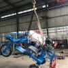 柴油机配套自走式小方向盘打药机 自走式喷雾器厂家质保一年