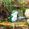 动物仿真青蛙款草坪音响音箱